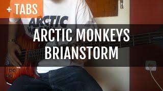 Baixar [TABS!] Arctic Monkeys - Brianstorm (Bass Cover)