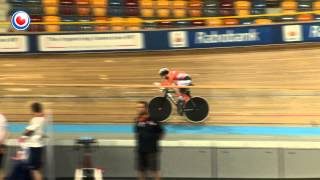 Wrâldtitel Alyda Norbruis op 3 km achterfolging
