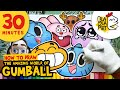 HOW TO DRAW THE AMAZING WORLD OF GUMBALL CHARACTERS | Best Cartoon Drawing for Kids | BLABLA ART