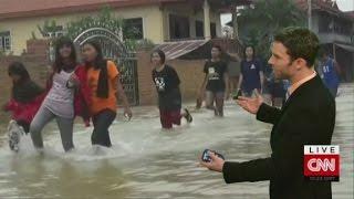 Severe flooding hits southeast Asia