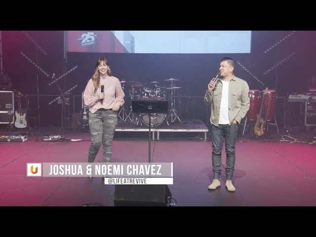 UYWI Natl. Conf. 2019 - Josh & Noemi Chavez