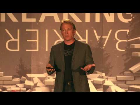 In Defence of Barriers | Bruce Linton | TEDxKanata
