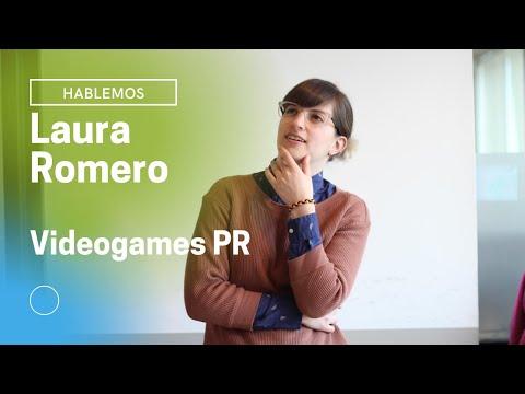 Charlamos con Laurita Romero entrevista