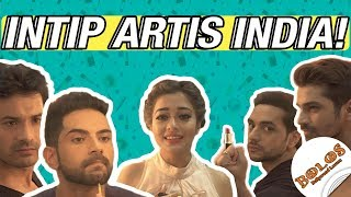 Download Video Intip Artis India ANTV Saat Di Ruang Make Up | Bolos ANTV MP3 3GP MP4