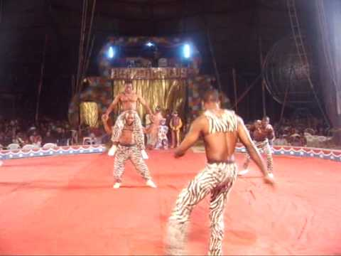 Limpopo African Acrobats & Entertainers