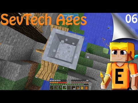 SevTech Ages EP06 - Better with Mods and Addons