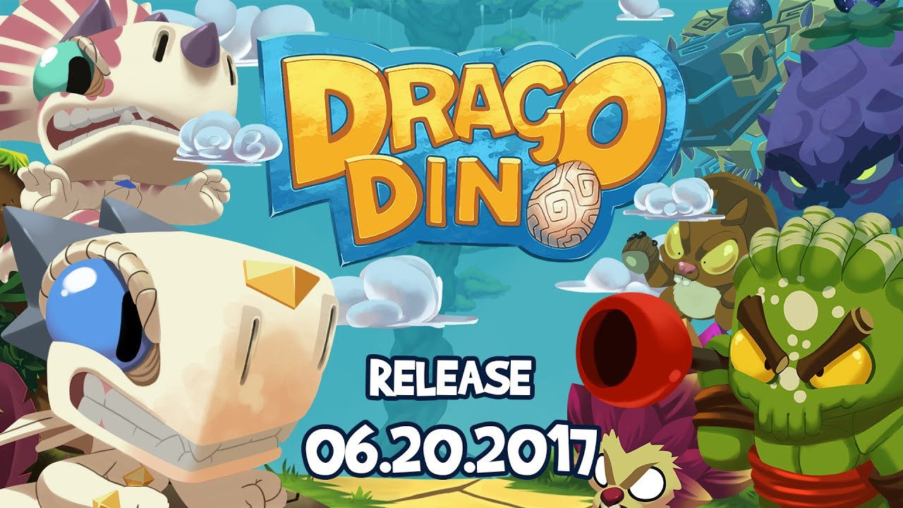 DragoDino releases on Steam June 20th - Linux Game Consortium