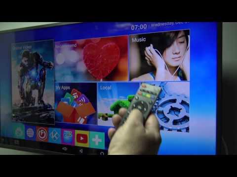 MXQ Pro 4K Kodi TV Box  Full Review in 4K