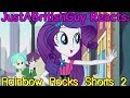 Blind Reaction - MLP: Equestria Girls Rainbow Rocks Shorts Part 2
