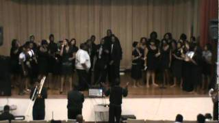 (B) What a Mighty God We Serve: Hezekiah Walker (Performed By Manifest Community Gospel Choir)