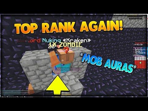 TOP Rank Uses MOB AURA | SaiCoPvP Staff Series #13