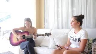 Alexandra, Ilana and birds Hallelujah