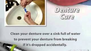 Post Op Denture Care Thumbnail