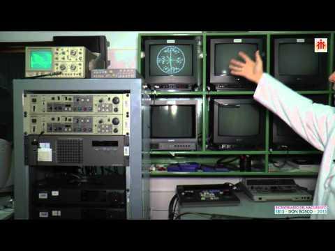 ESTUDIO DE TV   El Vectorscopio  Ajuste De La Colorimetría