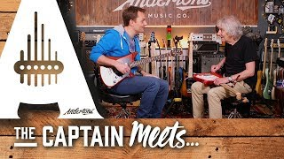 Captain Meets Country King Albert Lee