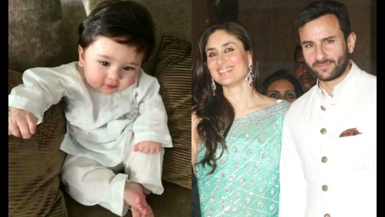 Taimur Ali Khan Pataudi CUTE Nawab Look - Kareena Kapoor ...  Taimur Ali Khan...