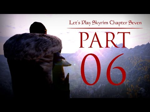 Let's Play Skyrim: Chapter Seven - 06 - Hitting the Books