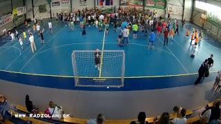 20.5.2018 Playminihandball 2018 Stupava - 3. hrací deň nedeľa
