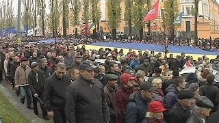 Ukraine: Huge pro-EU rally after government U-turn