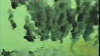 CBU 97 Sensor Fuzed Weapon Cluster Bomb