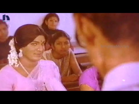 Rajendra Prasad Lady Getup Superb Comedy Scene- Vivaha Bhojanambu Telugu Movie Scenes