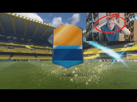[DANSK] VI PACKER ET 86+ RATED MOTM KORT!!! - FIFA 17 SQUAD BUILDING CHALLENGE