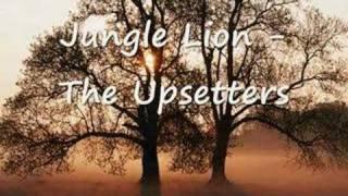 jungle lion the upsetters