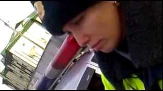 видео Франковские патрульные остановили несовершеннолетнего