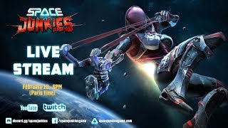 Space Junkies: LIVESTREAM - The Cosmic Corner | Episode 1 | Ubisoft [NA]