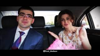 Дагестанская Свадьба Эльдара и Мадины клип 2016