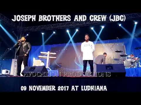 Joseph Brothers And Crew (JBC) | Gospel Live at Ludhiana on 09 November 2017 | Avocation Productions