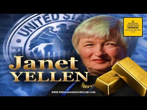 The Gold & Silver Club | Gold Silver Trading | 082 - Janet Yellen's Speech Boosts Gold Prices