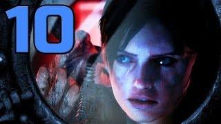 Let's Play Resident Evil Revelations #10 - Deutsch German - Auf dem falschen Dampfer