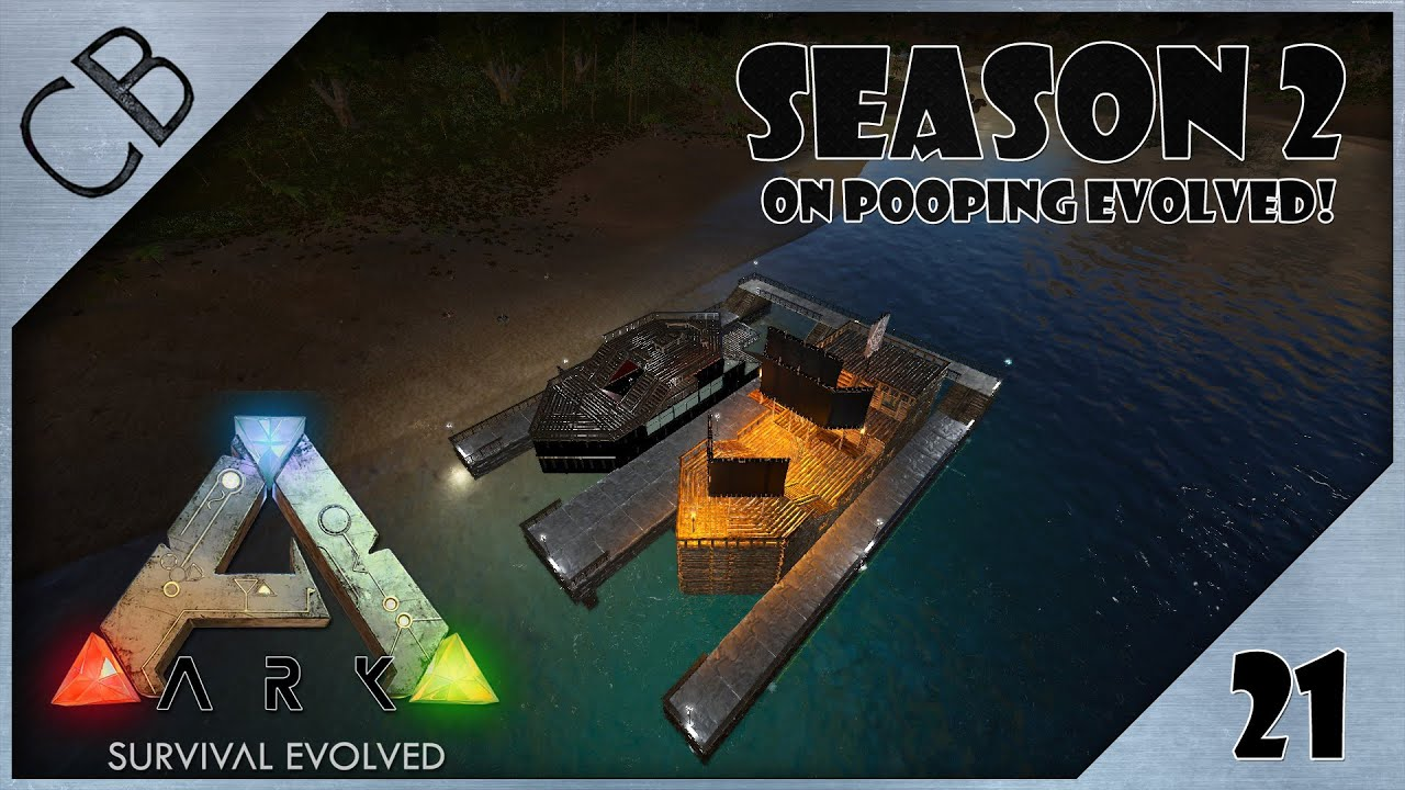 how to make a dock in ark