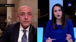 د. وائل هياجنة - متابعة ملف كورونا - نبض البلد