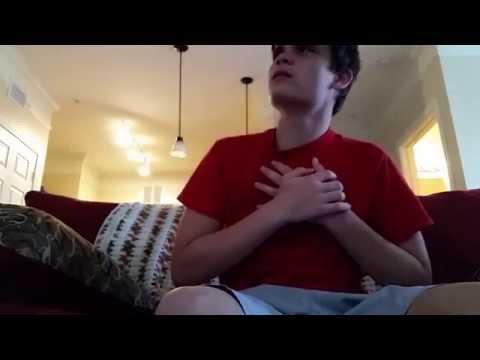 EXTREME PANIC ATTACK CAPTURED ON VIDEO