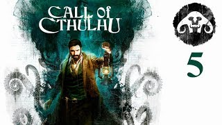 Call of Cthulhu #5 : Super Secret Creepy Cult Lair