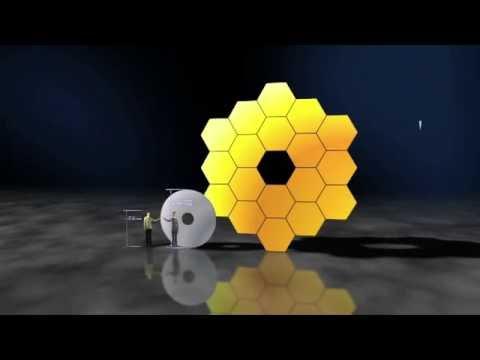 Céu da Semana Ep. 293 - O Telescópio Espacial James Webb  - 20 a 26/6/2016