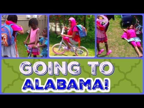 Kids Creative Play - Going To Alabama!