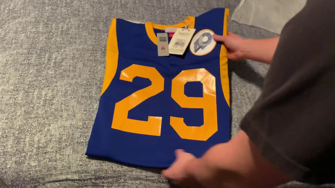 san francisco 05865 bb60f Eric Dickerson Mitchell & Ness jersey