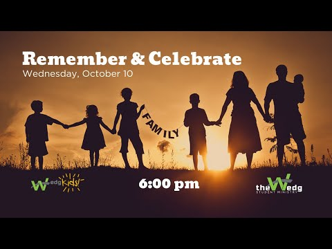 Remember and Celebrate | WedgTalk