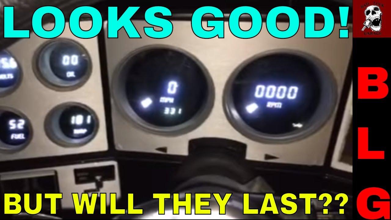 intellitronix gauges ls swapped c10 73 87 c10 gauges installed [ 1280 x 720 Pixel ]