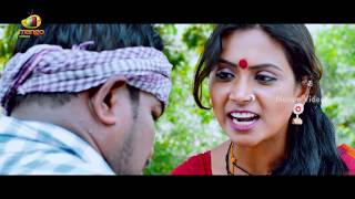 Dhanraj Takes Advantage of an Aunty | Panileni Puliraju Telugu Full Movie Scenes | Mango Videos