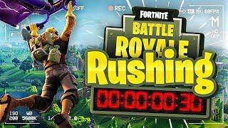 RUSHING SQUADS In Fortnite: Battle Royale (Fortnite)