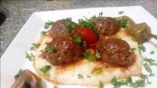 Patates Dolgulu Köfte Tarifi-Değişik Yemek Tarifleri