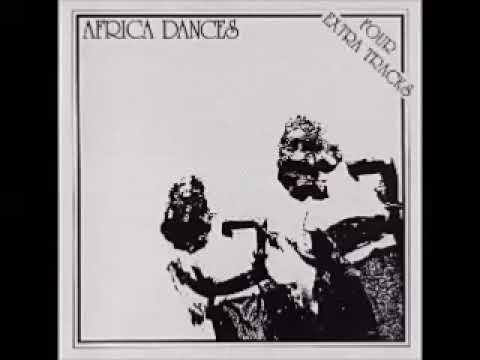 Various – Africa Dances : 50's - 60's African Music Highlife Soukous Folk, CONGO NIGERIA Album LP