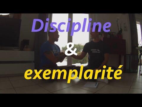 Julien Lepage: discipline et exemplarité