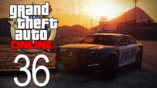 GTA 5 Online - SAPDFR - Episode 36 - Motel Hold-Out! (PC)(No Mods)