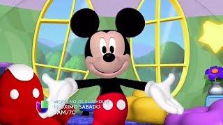 Univision Network Promo Planeta U Mickey Mouse Clubhouse Version #1 2014