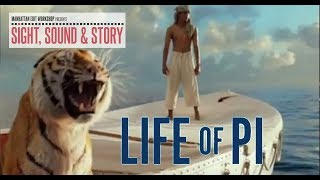 """Sound Editors Phil Stockton, Eugene Gearty, and Sam Miille discuss the flying fish from """"Life of Pi"""""""